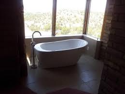 maax sax 60 in fiberglass flatbottom bathtub in white 105797 000