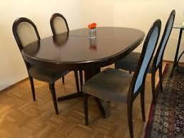 tisch stühle mahagoni möbel gebraucht kaufen ebay