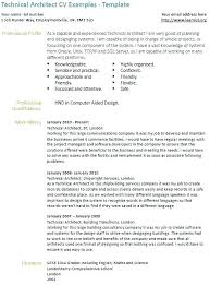 System Architect Resume Architecture Sample For Student
