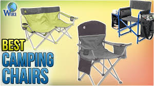 Top 10 Camping Chairs Of 2019 | Video Review