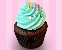 Chocolate Birthday Cake Cupcake