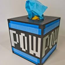 make your own geeky tissue box gadgetsin