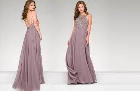 jovani prom at glitterati 49499 jovani beaded halter chiffon dress