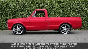 How To: Hotchkis 1967-72 Chevy C10 Pickup Suspension Install - YouTube