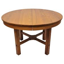 L And J.G. Stickley Round Dining Table Mission Oak Arts And Crafts 2 ... Sold Country French Carved Oak 1920s Ding Set Table 2 Draw 549 Jacobean Style 8 Pc Room Set Wi Jun 19 Stickley Mission Cherry Collection By Issuu Products Tagged Gustav The Millinery Works Antique Of Six 4 And Ljg A Restored Arts Crafts Bungalow Old House Journal Magazine Of Mahogany Chippendale Style Chairs C 1890 Craftsman On Fiddle Lake Vacation In Ski Amazoncom Michigan Chair Company Hall W1277 Harvey Ellis Nesting Tables Five Fan Back Windsor Bamboo Turned 6 W5000