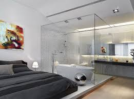 Modern Master Bathrooms Designs by Master Bedroom With Bathroom Design Pict Us House And Home
