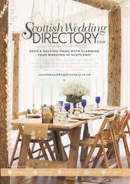 awards and media blue thistle weddings scotland wedding planner