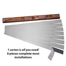Vinyl Tile To Carpet Transition Strips by Calflor Under Transition 8 Pack Al66710 The Home Depot