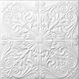 Foam Glue Up Ceiling Tiles by Amazon Com Anet White Styrofoam Ceiling Tiles For Glue Up