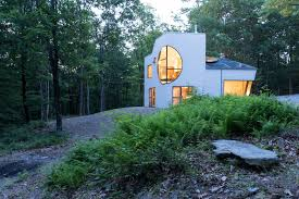 100 Holl House Steven S SolarPowered Ex Of In Sits Lightly Upon