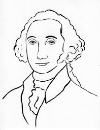 Coloring Page George Washington Pages