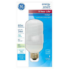 ge 60 watt post light cfl light bulb target