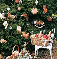 Christmas Tree Decorations Ideas 2014 by Rustic Xmas Tree Decorations Rustic Christmas Tree Decorations