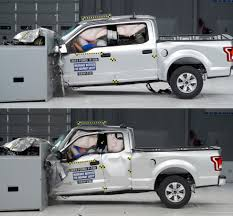 Ford F-150 Gets Mixed Crash Test Results | WTOP