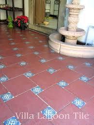 mexican ceramic floor tile central floor tile mexican style floor