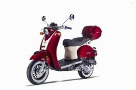 BMS Federal 49cc 50cc Motor Scooter Fully Automatic