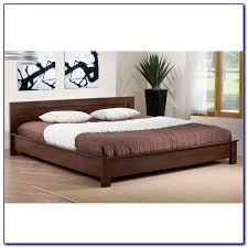 cal king platform bed frame plans home design ideas