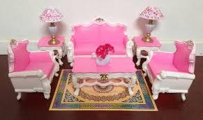 Barbie Living Room Furniture Diy by Barbie Living Room Furniture Set 64 With Barbie Living Room