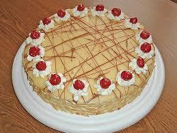 kirsch mandel torte