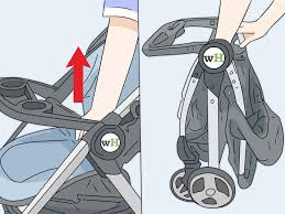 How To Fold A Graco Stroller: 11 Steps (with Pictures) - WikiHow Dot Buggy Compactmetro Ready Philteds Childrens Toy Baby Doll Folding Pushchair Pram Stroller Cybex Eezy Splus 2019 Lavastone Bblack Buy At Kidsroom Foldable Travel Lweight Carriage Delichon Delta About The Allterrain Quinny Zapp Xtra With Seat Limited Edition Kenson Four Wheel Safe Care Red Kite Summer Holiday Cute Deluxe Highchair Blue Spots Sweet Heart Paris One Second Portable Tux Black Elegance Worlds Smallest Youtube