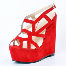 compare prices on cut out wedge heels online shopping buy low