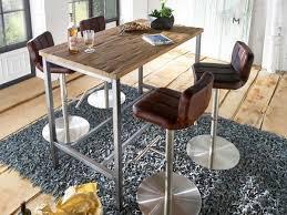 oldwod bartisch eiche stahl bartisch hochtisch küche