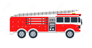 100 Clipart Fire Truck 56958830 Rescue Engine Transportation And Vector
