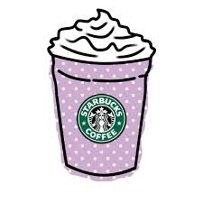 736x736 Starbucks Clipart Top View