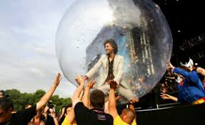 102 Flaming Lips House The Want To Be Band At Camp Bestival