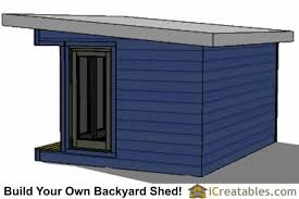 12x16 Wood Storage Shed Plans by 12x16 Modern Shed Plans Build Your Backyard Office Space