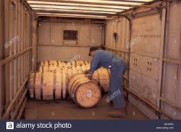 100 Lynch Truck Barrels Castle Drinks Industry Jack Daniels Distillery Man No