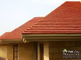buy flat plain clay roof tile shopping pakistan