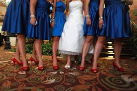 Pictures On Red White Blue Wedding Ideas
