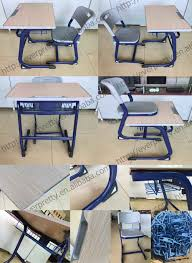 100 College Table And Chairs Cushion Classroom Furniture Student Desk Chair Sale View