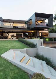 100 Dream Houses In South Africa Imposing Concrete Glass And Steel Residence In