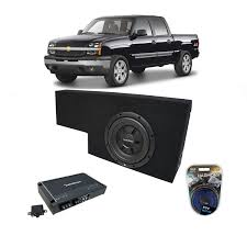 Custom Speaker Boxes For Chevy Trucks New 06 Chevy Silverado 1500 ... 2002 To 2016 Dodge Ram Quad And Crew Cab Truck Dual Sub Box Sound Qpower Shallow Single 12 Sealed Truck Subwoofer Sub Box 1825 X How Build A Box For 4 8 Subwoofers In Silverado Youtube 072013 Chevy Ext Cab Loaded Kicker 10 Chevrolet Extended Speaker 2007 And Up Rider Speaker Plans Diy Woodworking Alpine Oem Subwoofer Dash Speaker Upgrade Dodge Cummins Diesel Ideas Ivoiregion Fresh I Want This The Back Universal Regular Compc Cwcs12 Dual Black