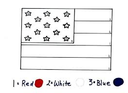 Us Flag Colouring Page Memorial Day Coloring Sheet Song Worksheets Usa American Pdf Large Size