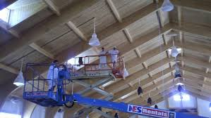 100 Cieling Beams Painting Contractor Horse Barn Interior And Exterior