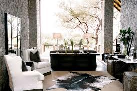 open plan african living theme interior design idea surripui net