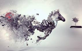Best Cheap Modern Art Paintings Abstract Toy Horse Famous Artists
