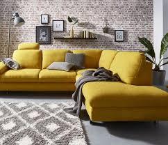 wohnzimmer gelb wirkung tipps zur einrichtung baur baur