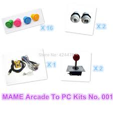 Mame Arcade Machine Kit by Aliexpress Com Buy Mame Arcade To Pc Controller Kits Including