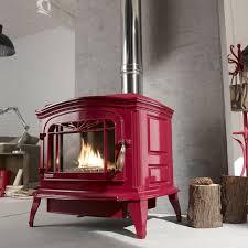 cuisine poele a bois poêles et cheminées les nouveautés pour se chauffer tendance