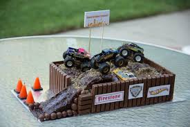 Monster Truck Cake - Rees Times Monster Truck Cake My First Wonky Decopac Decoset 14 Sheet Decorating Effies Goodies Pinkblack 25th Birthday Beth Anns Tire And 10 Cake Truck Stones We Flickr Cakecentralcom Edees Custom Cakes Birthday 2d Aeroplane Tractor Sensational Suga Its Fun 4 Me How To Position A In The Air Amazoncom Decoration Toys Games Design Parenting Ideas Little