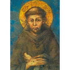 religious icon francis of assisi christian shop products