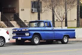 100 1960 Chevrolet Truck C20 Pickup LA Car Spotting