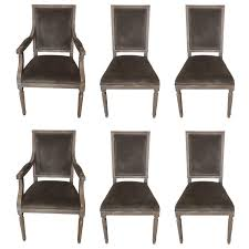 Set Of Six Restoration Hardware Washed Oak And Velvet Dining Chairs 75 Off Restoration Hdware Spindle Back Ding Chairs Fniture Of America Abelone Collection Chair Set 2 Cm3354sc2pk Attractive French Country For Room Set Four Side Design Plus Find Copycat Items For Less Money Library Mitchell Gold 4 Diy Stacked Knockoff Table The Awesome Sold Out Mitchell Gold Restoration Hdware Upholstered Leather Wingback Nailhead Solid Teak Outdoor Indoor Slope