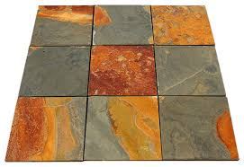 craft california gold cabot slate tile 12x12