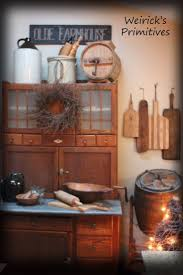 Primitive Decor Kitchen Cabinets by 31 Best Hoosier Cabinet Images On Pinterest Hoosier Cabinet