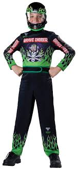 100 Monster Truck Halloween Costume Amazoncom InCharacter Grave Digger XLarge Toys Games